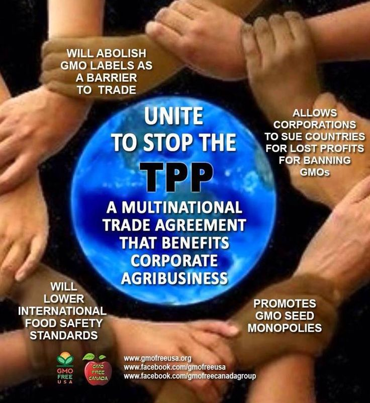 TPP | A Multinational Trade Agreement That Benefits Corporate Agribusiness