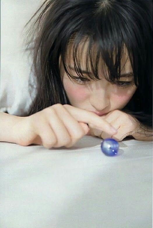 "HKT48 Meru Tashima ""Daydream"" on EX Taishu Magazine"