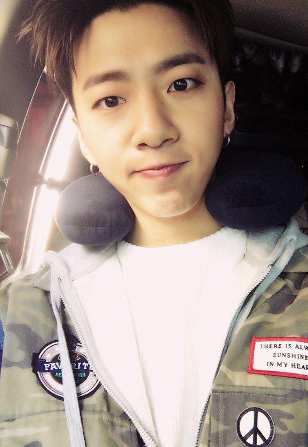 (136) ทวิตเตอร์   Bang YongGuk   Pinterest   Bangs and So cute