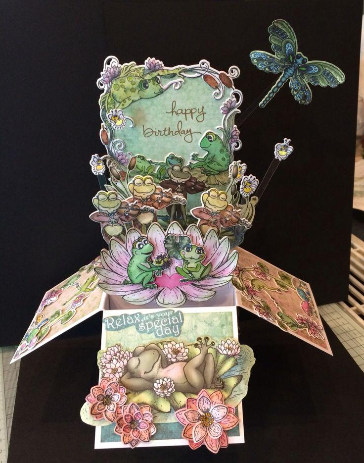 25 best ideas about heartfelt creations on pinterest for Handmade paper creations