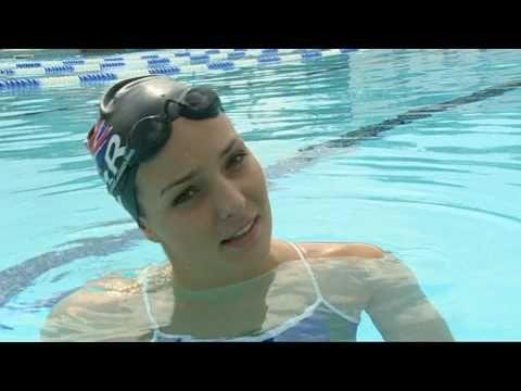 Keri-Anne Payne's top swimming tips: Keep breathing