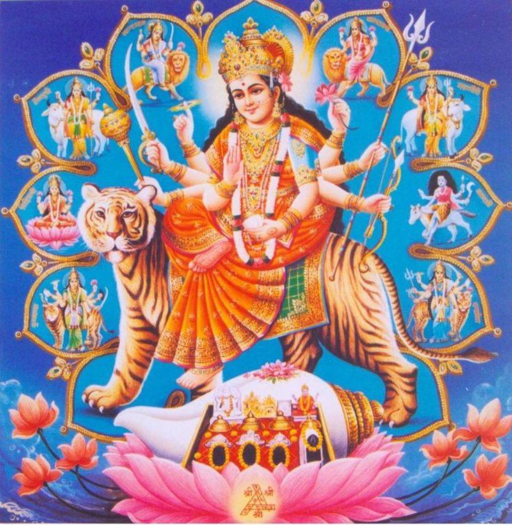 ALL GOD WALLPAPERS: 90 Wallpapers of Maa Durga - Maa Shakti - Maa