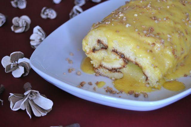 Pão e Beldroegas: Torta Com Ovos Moles
