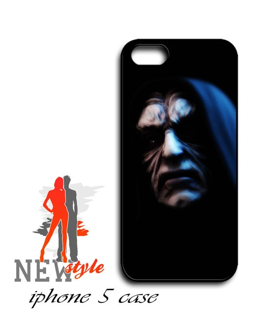 iphone 5 case  Star Wars / Dart Sidious  iphone by NewStyleDesign, $16.00