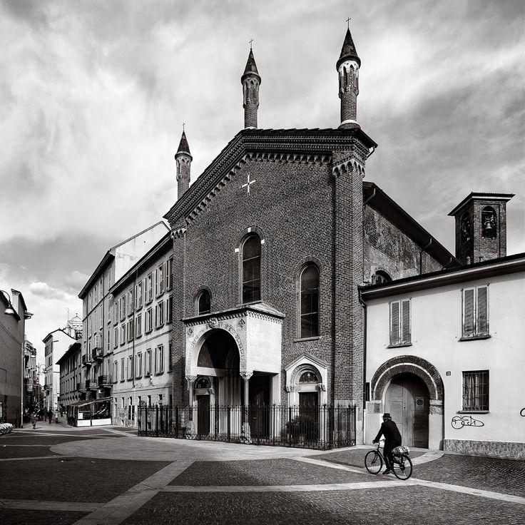 Photograph Milano - Basilica di San Calimero by Silvano Dossena on 500px