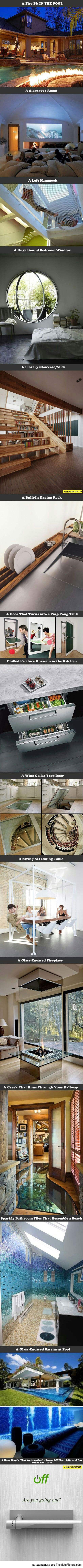 Things That Should Be Included In My Future House