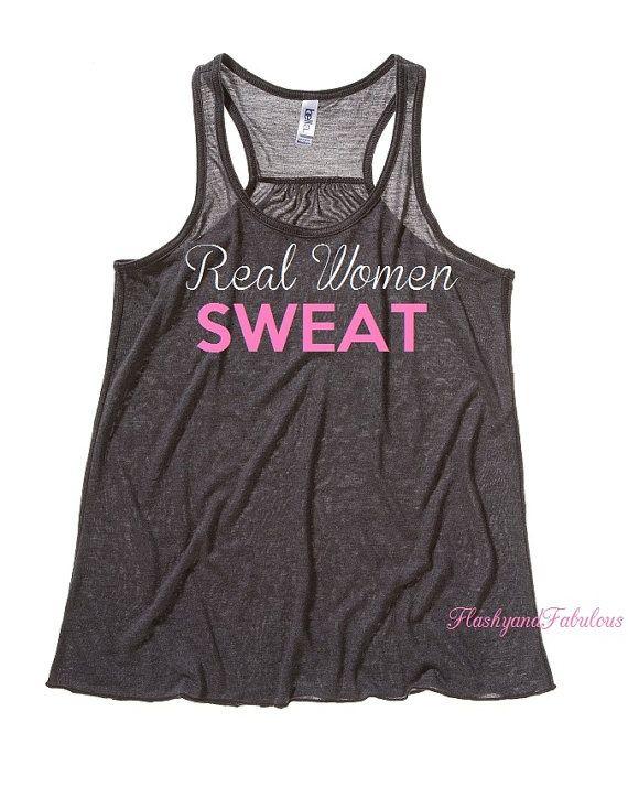 women's workout tank tops   Workout Clothing Womens Tank Top Workout Tank by FlashyandFabulous, $ ...