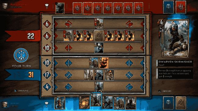 GWENT: The Witcher Card Game hits Open Beta on PS4, Xbox One and PC #gaming #indiegame #games #indiegames #free #beta #indiegames #games #indiegame #indie