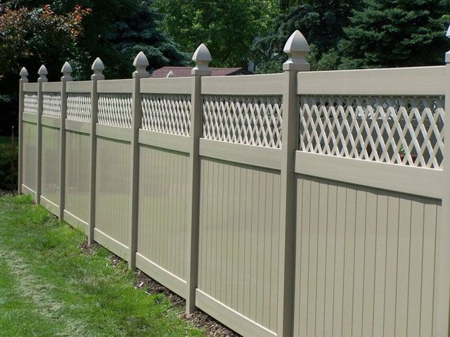28 Best Pvc Fence Images On Pinterest Vinyl Fencing