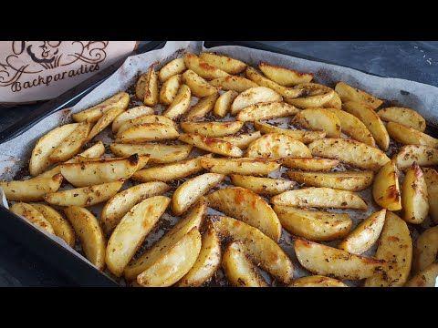 Kartoffelspalten Selbst Gemacht P Amp S Backparadies Youtube Kartoffelspalten Kartoffelspalten Rezept
