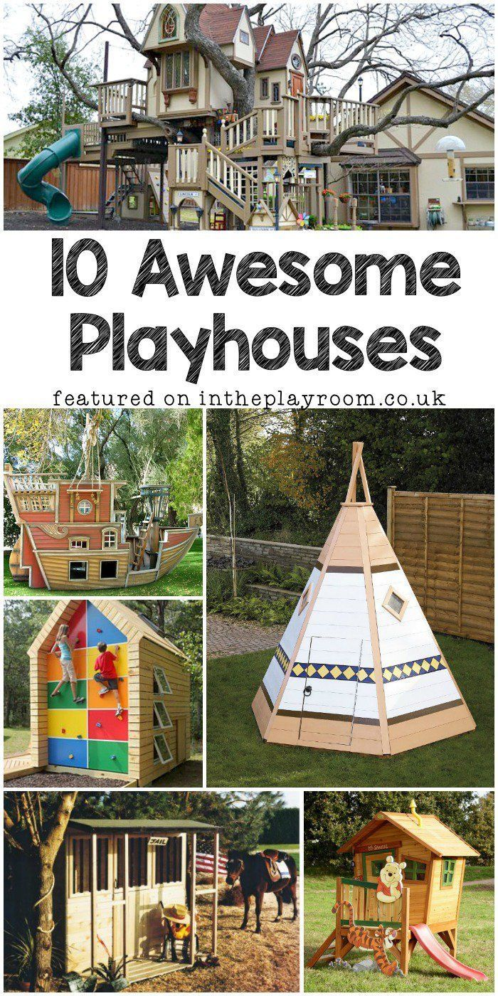 56 best kids playhouse images on pinterest playhouse ideas