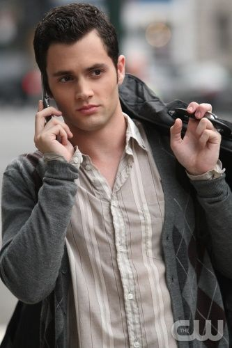 """""""The Handmaiden's Tale"""" -- Penn Badgley as Dan Humphrey stars in GOSSIP GIRL on The CW. Photo: Eric Liebowitz/The CW © 2007 The CW Network, LLC. All Rights Reserved"""