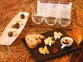 Fantastic experience pairing wine, cheese, chocolate in Chicago.