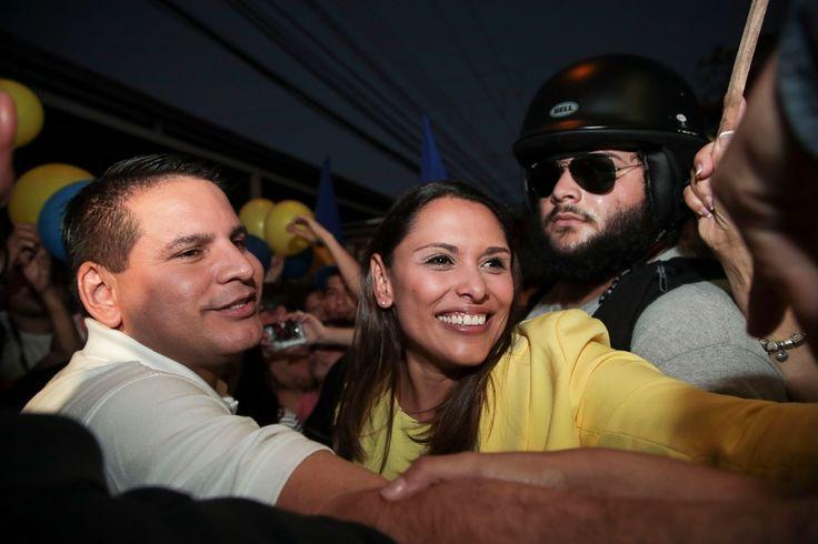 #DESTACADAS:  Evangélico Alvarado encabeza comicios en Costa Rica; habrá segunda vuelta - La Jornada en linea