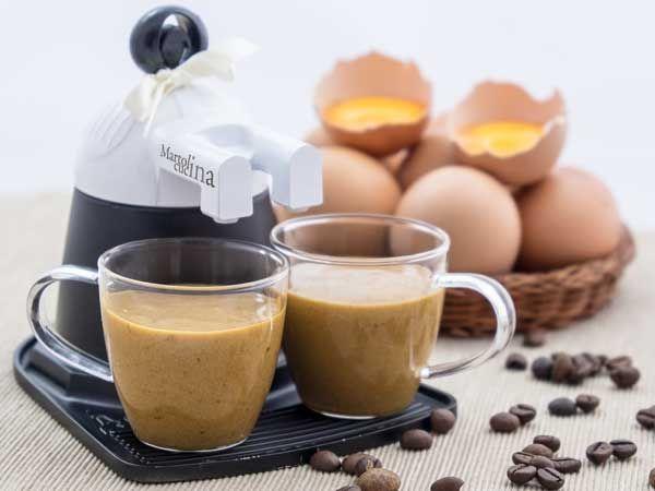 ZABAIONE AL CAFFE' #zabaione #caffè