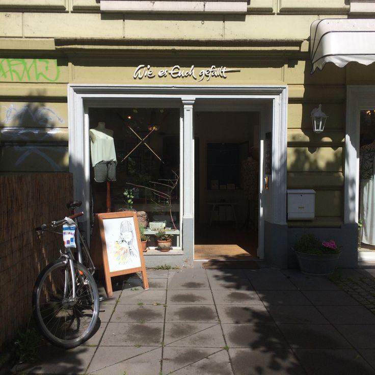 Wie es Euch gefällt in Hamburg, Juliusstr.16