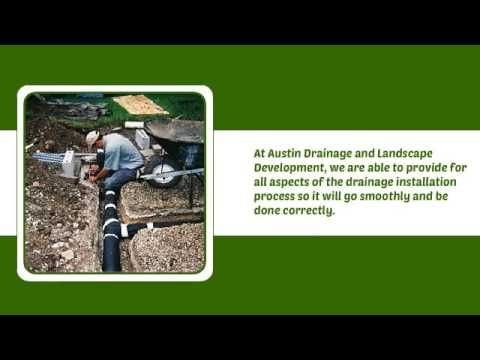 Austin Drainage and Landscape Service (http://austindrainagespecialist.com) offers landscape designing, installation and maintenance of drainage systems, installation and maintenance of irrigation system, rockwork or Hardscapes as well as many more services that involves beautifying of your yard to make you feel proud as an owner.