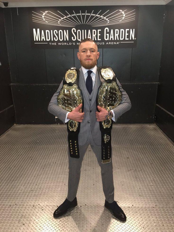 Conor McGregor (@TheNotoriousMMA) | Twitter