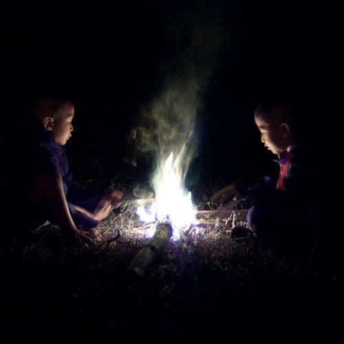 The Stir-5 Spooky Ghost Stories to Tell Kids Around the Campfire