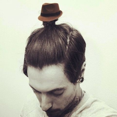 "It ""unites the best of contemporary styles in hair and hats for young men,"" writes an unbylined author at Capitol Hill Seattle [via Stylite, via Dan Savage]"
