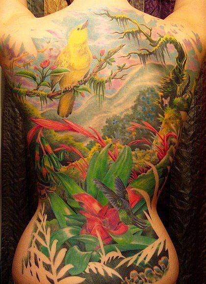 Animais | Arte Tattoo - Fotos e Ideias para Tatuagens - Part 12