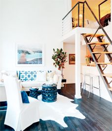 183 best Small Spaces, Big Style images on Pinterest | Small ...