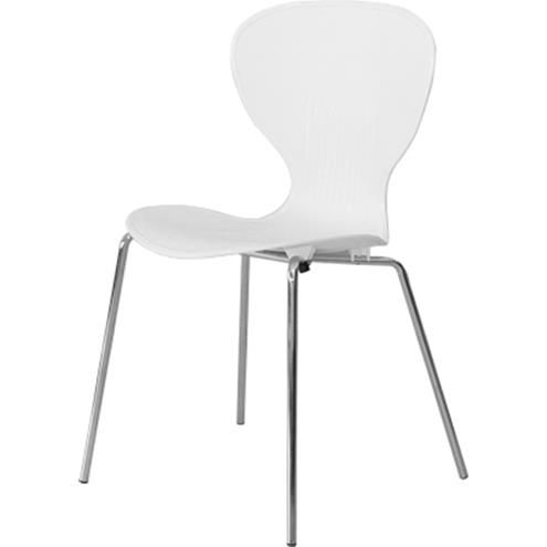 Cadeira Formiga Polipropileno Branca - 16348