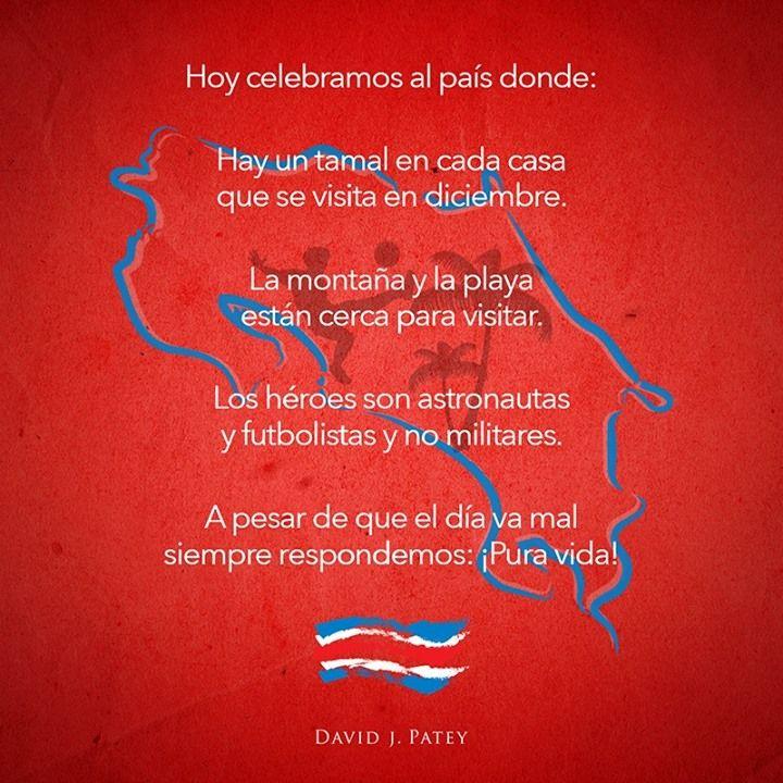 15 De Setiembre Dia De La Independencia De Costa Rica