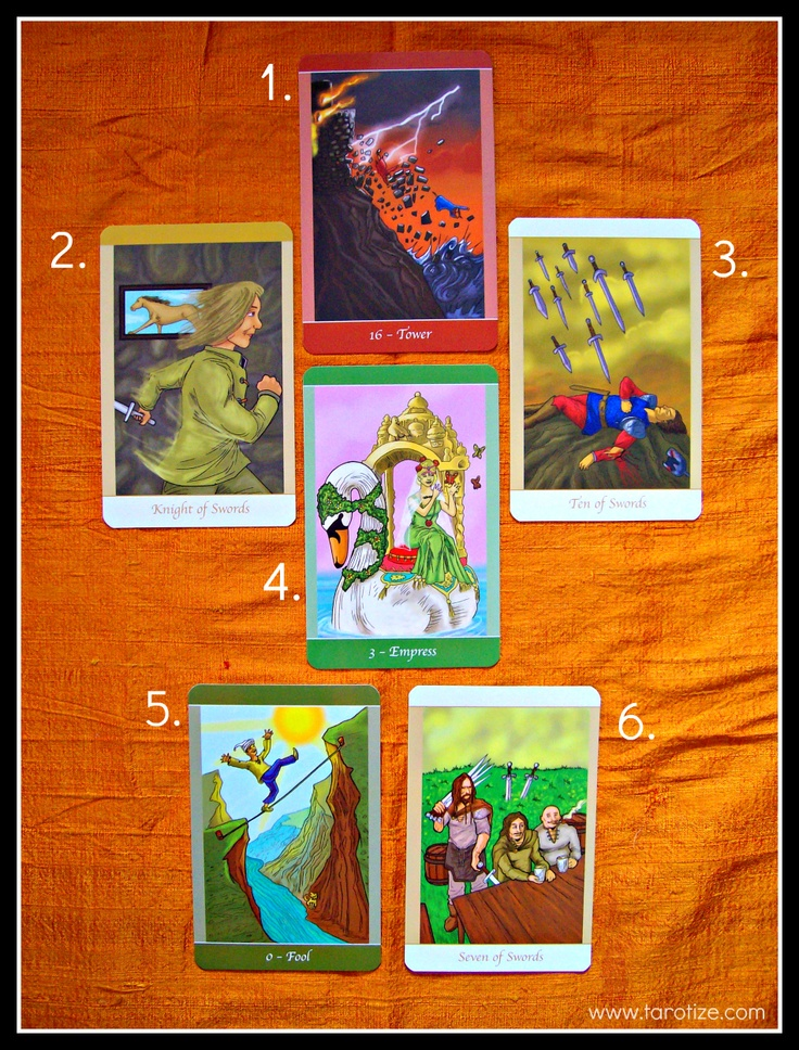 17 Best Images About Tarot Reading On Pinterest