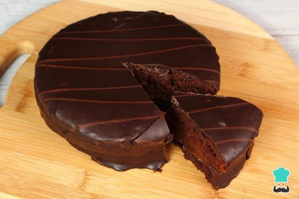 Tarta Sacher Nestlé La Torta Austriaca Sacher Tradicional Receta Tarta Sacher Tortas Tartas