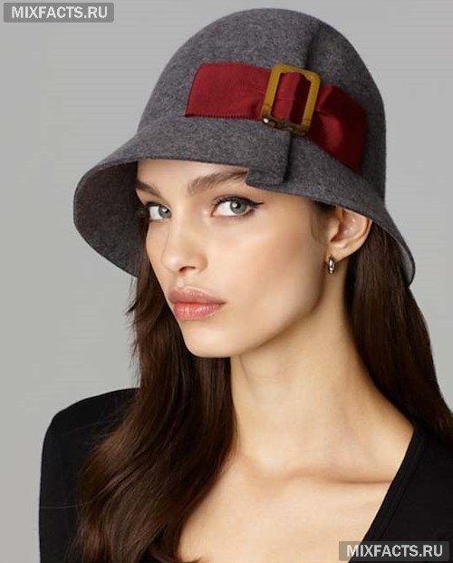 шляпка-клош
