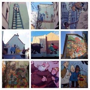 Bruxelles | Comics