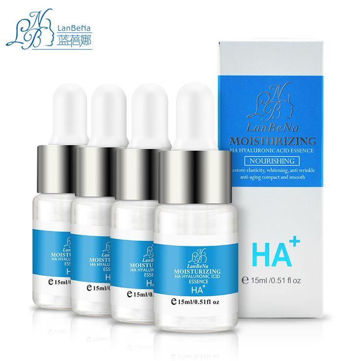Hyaluronsäure Hyaluron Serum anti-aging - Asiatische vor allem koreanische Kosmetik. Tipps schöne Haut.