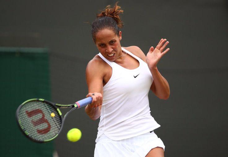 @WTA    .@Madison_Keys safely through to @Wimbledon Second round!    Defeats Hibino 6-4, 6-2!