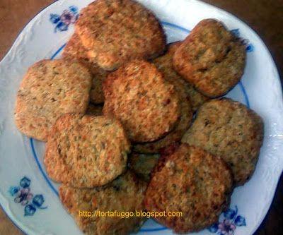 Tortafüggő Marisz: Zabpelyhes sós keksz