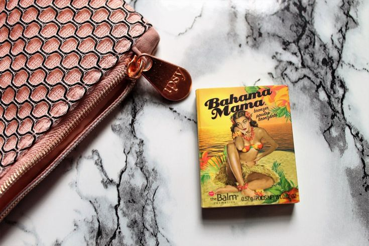 Bahama Mama Bronzer from the March 2017 Ipsy Glam Bag