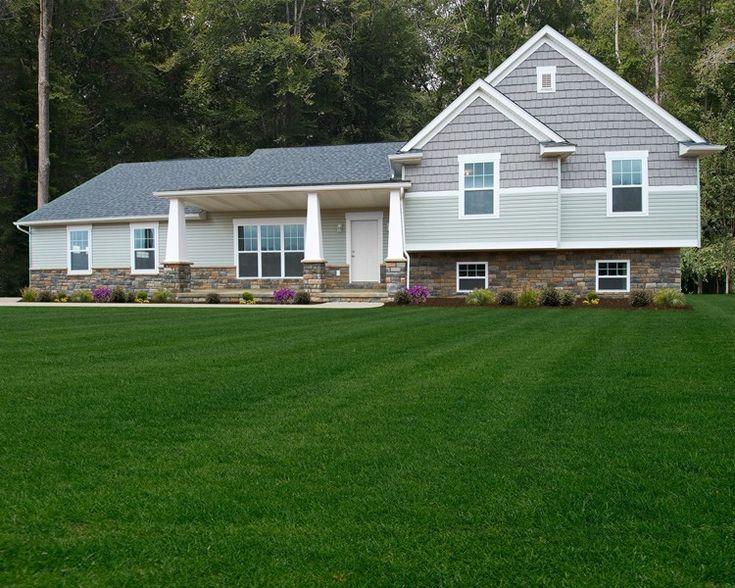 Lexington Floor Plan SplitLevel Custom Home Wayne