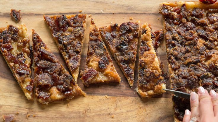 Prepare to Get Hooked on Bacon Crack: We were a little skeptical of the idea of bacon crack when we started this recipe - sure, we love our candied bacon, but putting it on a puff pastry with more melted sugar?