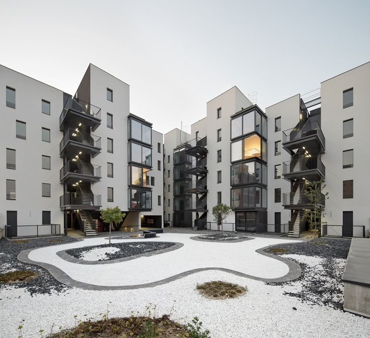 Best 25 social housing architecture ideas on pinterest social housing urban concept and - Affordable social housing ...
