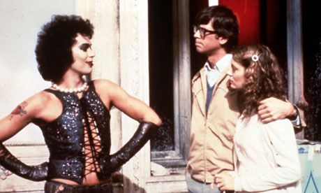 Writer and actor Richard O'Brien and composer Richard Hartley remember how three weeks at the Royal Court turned into a gender-bending 20th Century Fox extravaganza #film #rockyhorror