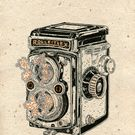 Vintage Collection on Society6.
