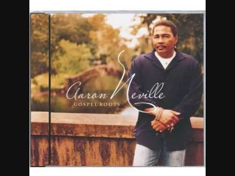 """""""What a Friend We Have In Jesus"""" -Aaron Neville"""