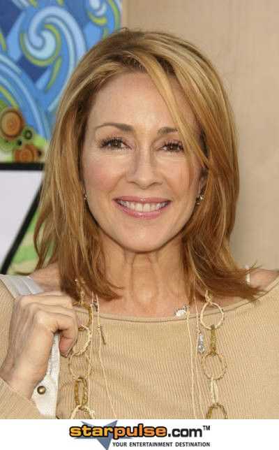 Patricia Heaton-Love the hair color.