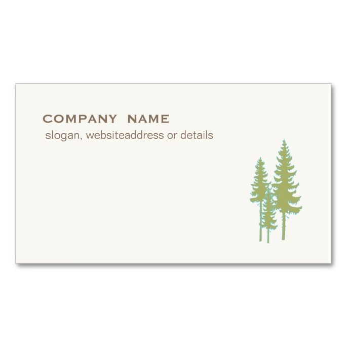 The 1447 best images about Elegant Tree Business Cards on
