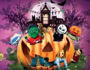Some very cool things going on for Halloween at Alton Towers this year.
