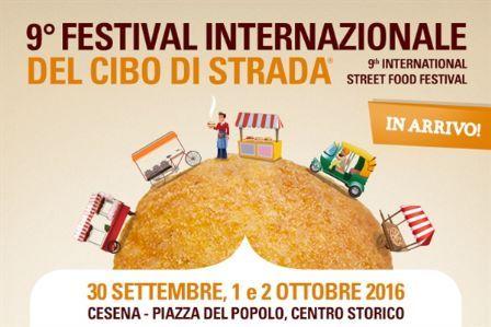 Camper Chef Road: FESTIVAL INTERNAZIONALE DEL CIBO DI STRADA