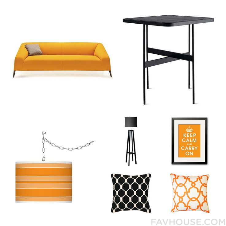 Interior Design Goods With Sofa Slim Side Table Giclee Glow Ceiling Light And Fluorescent Floor Lamp From October 2015 #home #decor