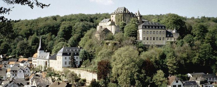 Jugendherberge Blankenheim, Rheinland Pfalz, Burg, Ritter