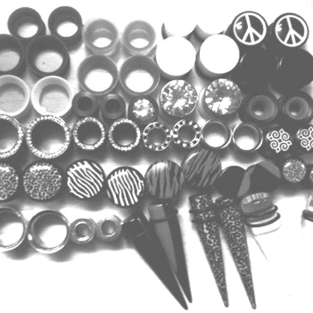 Tapers and plugs <3