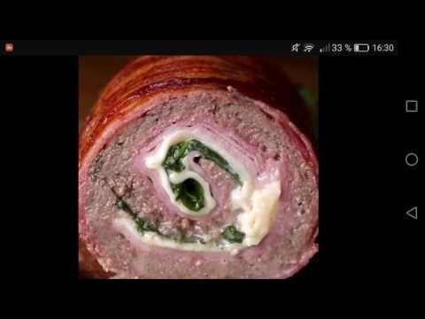 ROLLO DE CARNE PICADA O MOLIDA - YouTube